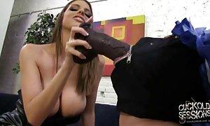 Maddy O'reilly-Taureau noir pour ma site video porno français tricherie