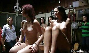 Maigre salope Lilly film en français porno avec BBC anal merde