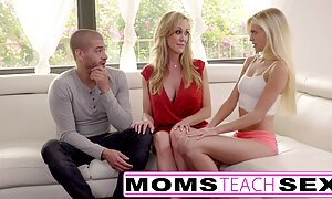Busty femme Deauxma montres mari video porno francais gratuit baise anale avec Sally d'angelo!