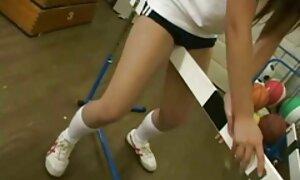 MomokaKoizumi-mignon asiatique adolescent prend une films x en streaming francais douche avec anal Plug